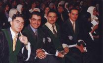 علاء في تخريج جامعة العلوم التطبيقية