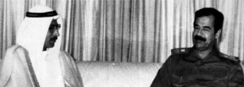 Kuwaiti_Prime_Minister_Alaa_Hussein_Ali_1990_with_Iraqi_President_Saddam_Hussein