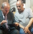 مع رائد بهجت سليمان في عمان