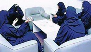سمعت الزوجات بهذه المحكمة فقمن بتجهيز لائحة اتهامات ضد أزواجهن واتصلن بأمهن حواء في قبرها لتنوب عنهن في هذه المحكمة
