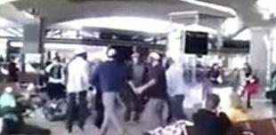 بالفيديو، رقص اسرائيليين بمطار عمان يثير غضب الاردنيين