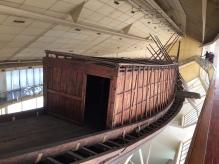 داخل مبنى السفينة
