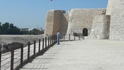منظر للقلعة