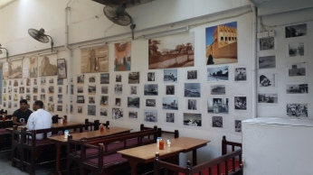 أحد مطاعم البحرين