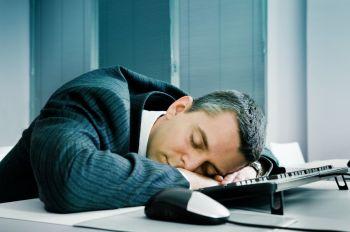 sleeping-on-the-work