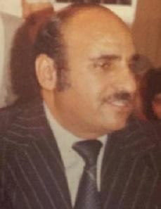 المرحوم محمود مفلح عبدالدايم
