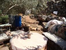 مكان إقامة الزميل الصديق أبو عقل