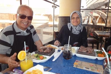 الغداء في جدة