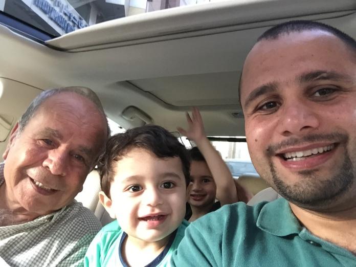 في طريق العودة إلى جدة