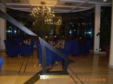قاعة الإستقبال في الفندق