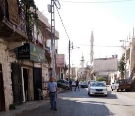 الشارع العام - بيت امر