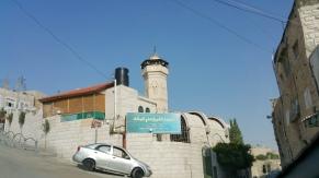 مسجد علي البكاء - الخليل