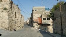 البلدة القديمة - الخليل