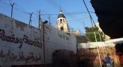 الكنيسة الوحيدة في الخليل للرهبان الروس