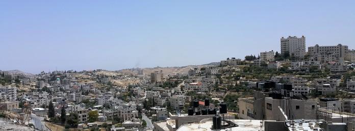منظر عام لمدينة بيت لحم